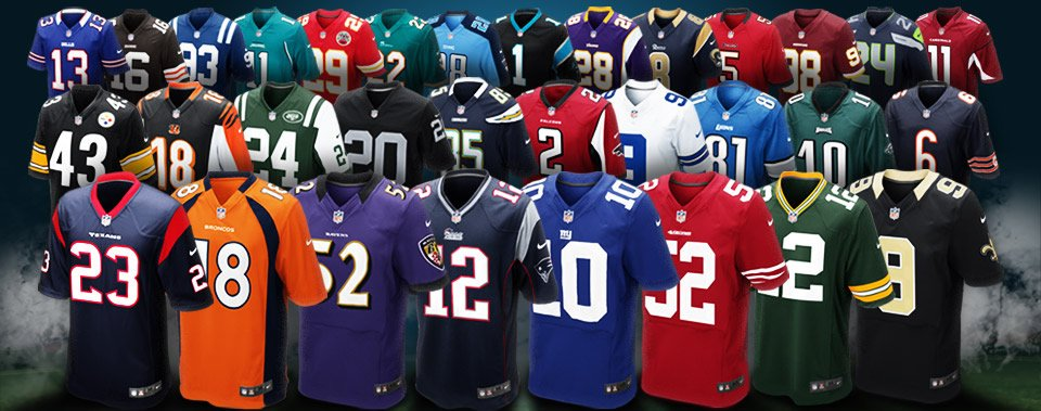 Stop Buying Current NFL Jerseys — NFC Edition