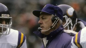 Bud Grant is the greatest coach in Minnesota Vikings' history, and one of the greatest in NFL history. (Photo courtesy ESPN.com).