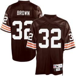 Jim Brown jersey.