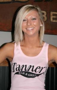 Tanner's Ladies Tempting Tank (b8780)
