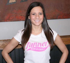 (8101) Tanner's Ladies Night Sheer Jersey Tee