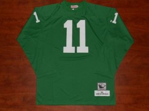 1960 Throwback Norm Van Brocklin jersey.