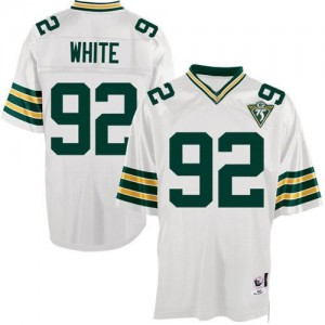 Reggie White Green Bay Packers jersey