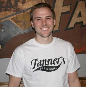 Tanner's Staff Tee (g200)