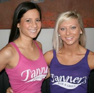 Tanner's Ladies Sheer Rib Tank (b8711)