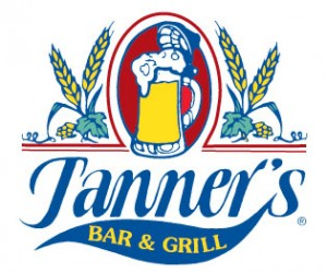 This is the official Tanner's logo. It is mainly used on hats. It can also be used left chest on polo shirts and jackets. It previously has been used as a full front logo on t-shirts.