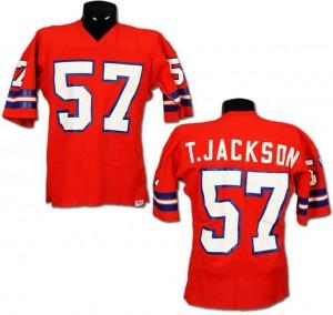Classic Tom Jackson Orange Crush jersey.