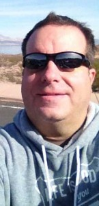End of the hike selfie.