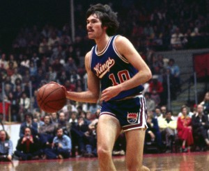Future NBA Coach and former Kansas City-Omaha Kings player Mike D'Antoni