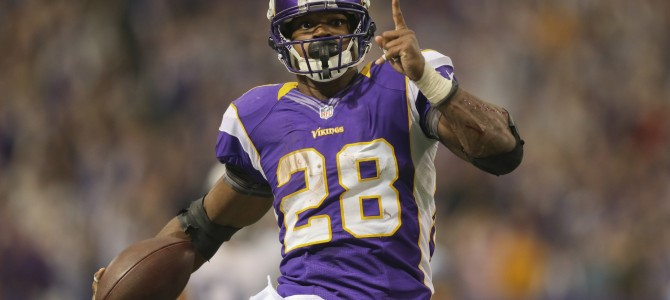 Please, Vikings, Cut or Trade Adrian Peterson