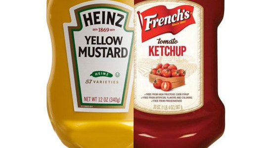 We Are In The Midst Of The Condiment Wars