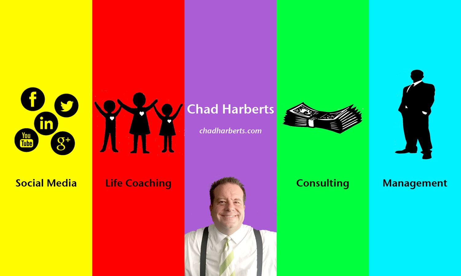 Put Chad Harberts To Work For You