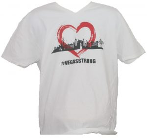 Vegas Strong Tees For A Cause