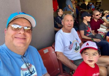 Grandpa Al Visits Las Vegas