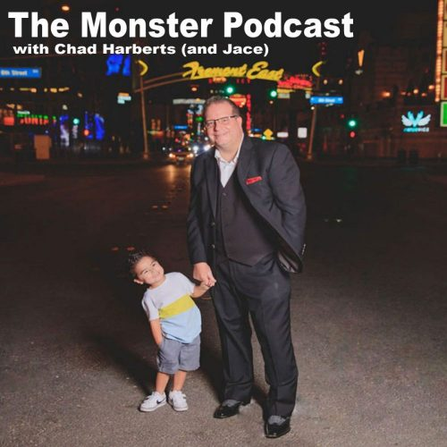 The Monster Podcast – 11.08.18